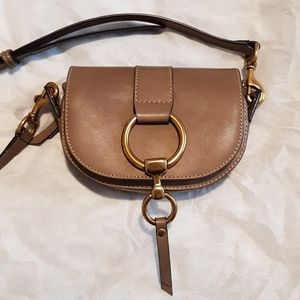 Frye Ilana mini saddle bag